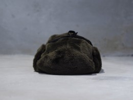 Fur Ear Cap (BROWN)