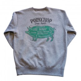 Pork Back Sweat / GRAY