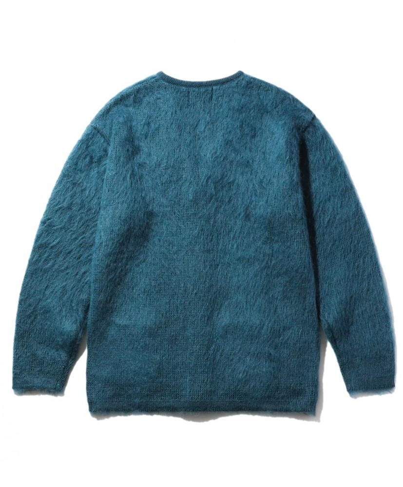 MASSES - Mohair Cardigan