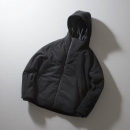 Crust Hooded RD Blouson