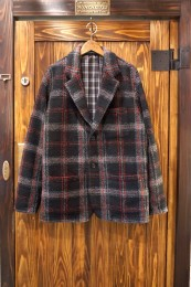 Wool Check JKT