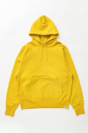 "L/S Heavy Cotton Pullover Hoodie ""DAVID"""