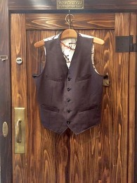 The Stylist Japan x TENDERLOIN Jillet BW Vest