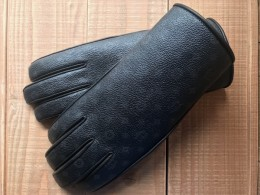 GH Leather Glove -FAMILY CREST