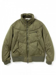 nonnative - Skier Puff Jumper Poly Twill Cubetex®