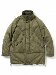 Explorer Puff Coat Poly Twill Cubetex®