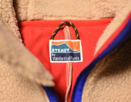 STANDARD CALIFORNIA - SD Heavy Classic Pile Jacket DLS L3