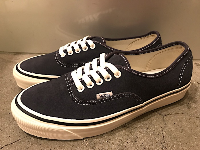 VANS - Authentic 44 DX Anaheim Factory NVY