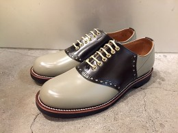 Glad Hand x Regal Saddle Shoes - 2Tone
