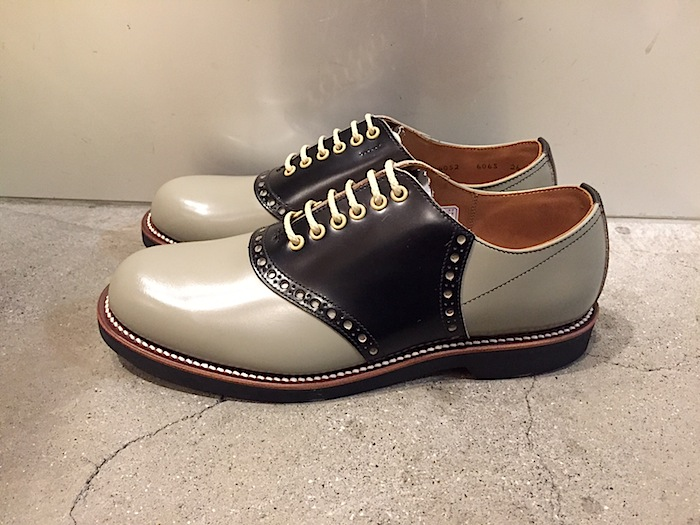 GLAD HAND & Co. - Glad Hand x Regal Saddle Shoes - 2Tone