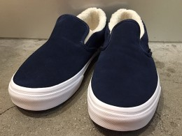 Classic Slip-On Suede Fleece NV