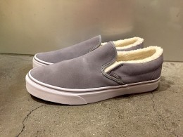 Classic Slip-On Suede Fleece GR