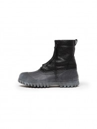Worker Duck Boots Cow Leather