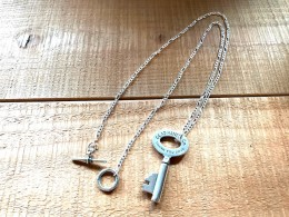 GLAD HAND & Co. - GH Necklace Chain / SILVER