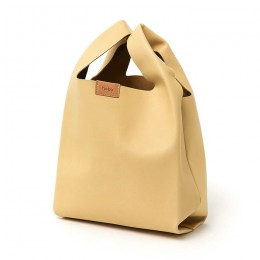 Cow Leather Carrier Bag