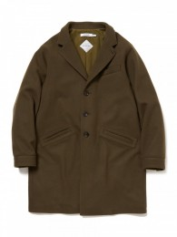 Porter Coat LambWool Melton With GORE-TEX INFINIUM