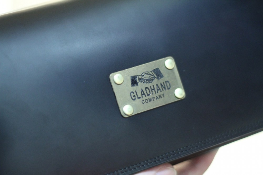 GLAD HAND & Co. - GLAD HAND x PORTER  Wallet
