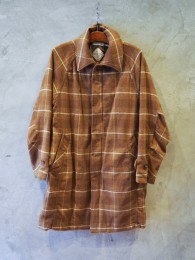 Dweller Coat W/P/N/A Beaver Overplaid with GTX INF