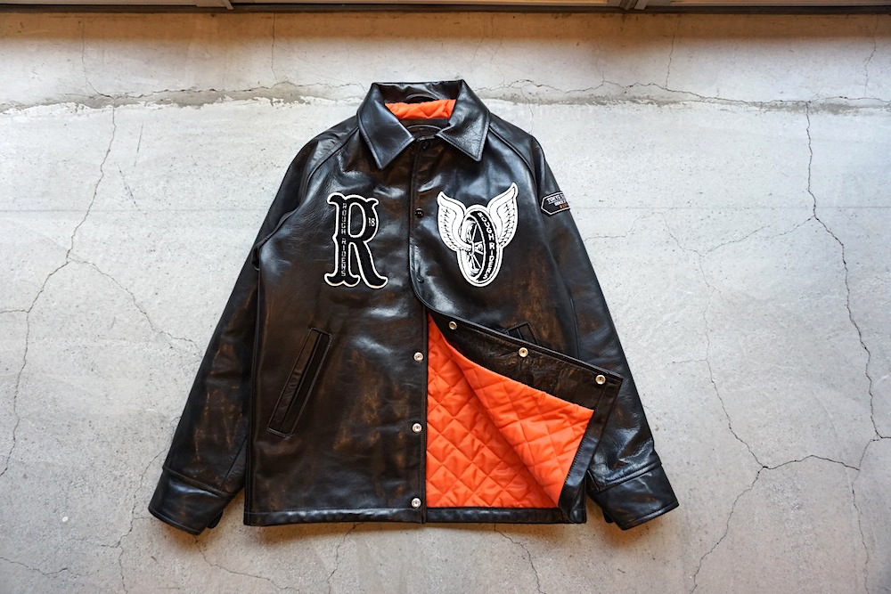 RATS - RATS x NH / T.R.R Leather JKT