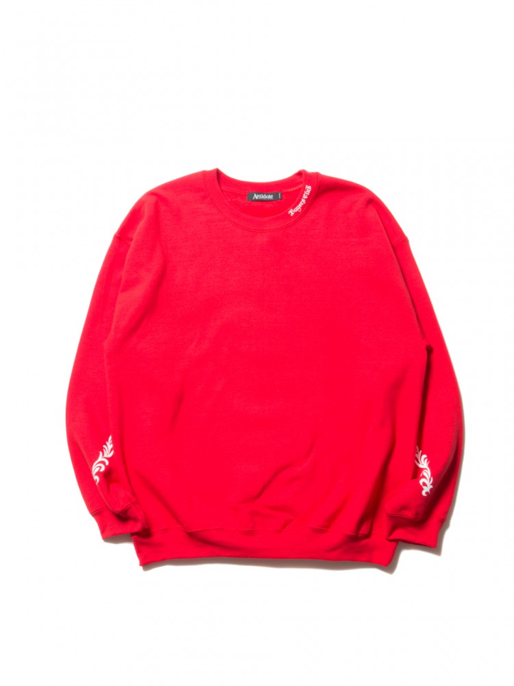 Antidote BUYERS CLUB - Crewneck L/S Sweatshirt (ORNAMENT)