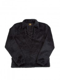 Deerstalker Lace Up Pullover