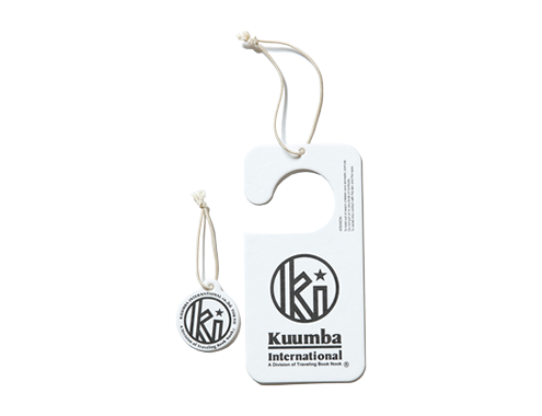 KUUMBA - Fragrance Paper - WHITE -