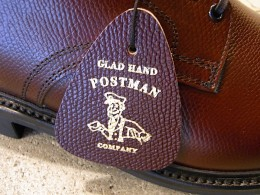 GLAD HAND & Co. - GLAD HAND x REGAL Postman Shoes