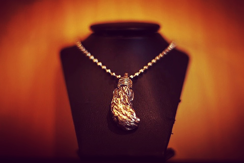 Antidote BUYERS CLUB - Lucky Rabbit Foot Pendant