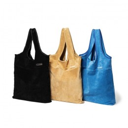 Water Resistant Pig Leather Tote Bag