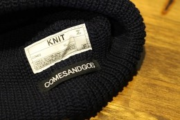 COMESANDGOES - Antimicrobial Knit