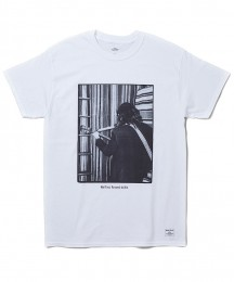 "S/S Print T ""CARNEY"""