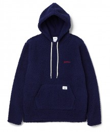 "BEDWIN - L/S Boa Pullover Hooded ""DAVID"""