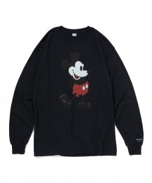DELUXE x Disney Long Slv. Tee