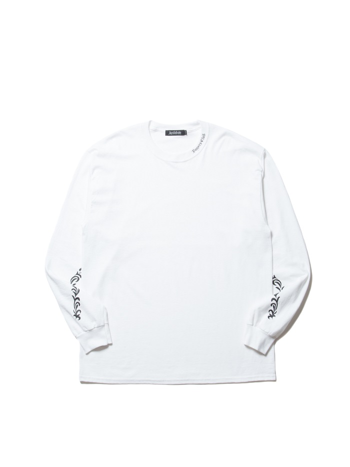 Antidote BUYERS CLUB - Print L/S Tee (ORNAMENT)