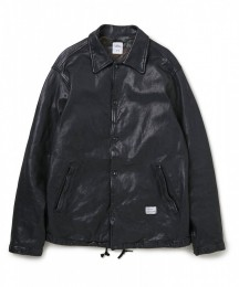 "Leather Coaches Jacket FD ""JILL"""