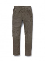 Dweller 5P Jeans Dropped Fit Moleskin Stretch OD