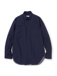 Gardener Long Shirt Cotton Typewriter