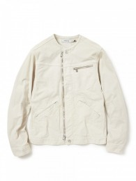 Worker Jacket C/P Oxford Stretch VW Overdyed