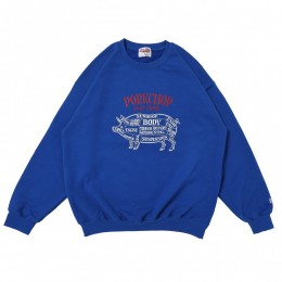 Choppers Welcome Sweat / BLUE