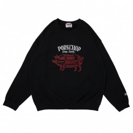 Choppers Welcome Sweat / BLACK