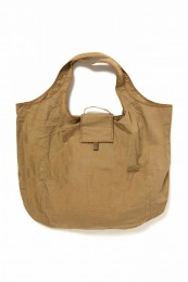 Cotton Ripstop Packable Tote Bag