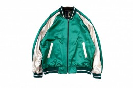 D. F Widest VW Jacket / FOREST