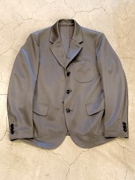 5-Button Jersey Jacket