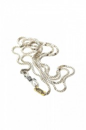 925 Silver Venetian Chain Necklace