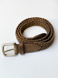 Officer Belt Cow Leather