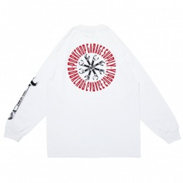 Wrench L/S Tee / WHITE