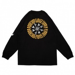 Wrench L/S Tee / BLACK