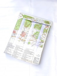 Map Note PC Case