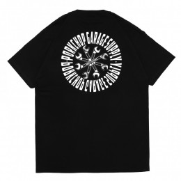 Wrench Tee / BLACK