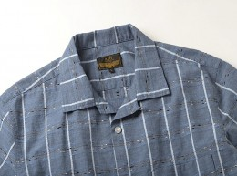 Pin Check S/S Shirt
